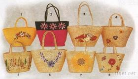 手工草製提袋