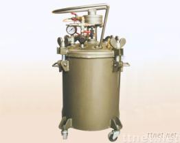 空壓機週邊設備-塗料加壓送漆機