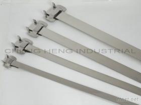 FBC不鏽鋼紮線帶, 束線帶