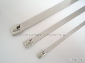 白鐵紥線帶, 不鏽鋼紥線帶