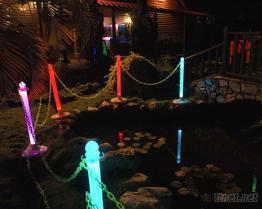 發光二極體LED護欄