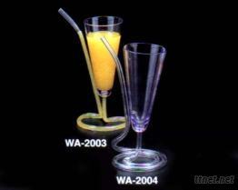 吸管造型杯