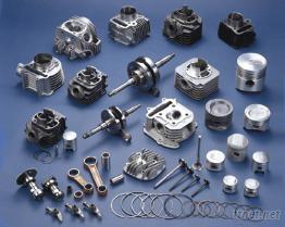 摩托車引擎零配件