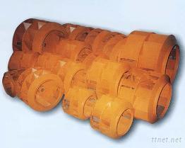 透浦式雙吸葉輪