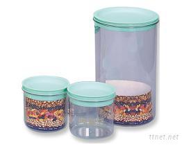儲物罐/一大兩小-妙用置物罐