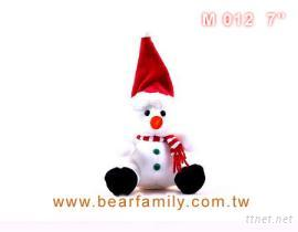 聖誕小雪人