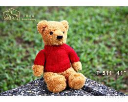 毛衣泰迪熊