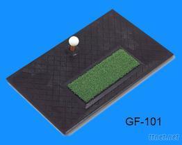 高尔夫球练习场-打击橡胶垫
