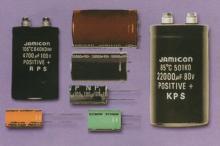 铝质电解电容器