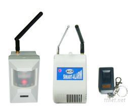無線影音防盜系統