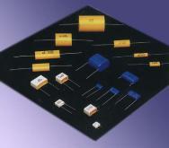 金属膜电容器