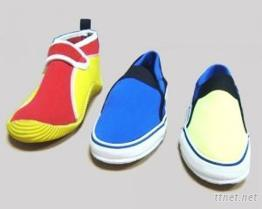 沙灘鞋, 釣魚鞋, 短筒溯溪防滑鞋