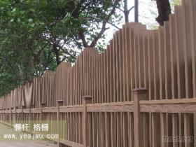 庭園欄杆, 圍籬, 景觀格柵