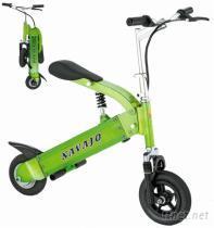 电动摺叠自行车