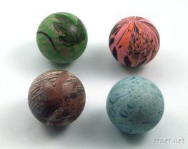 橡膠發泡迷綵球