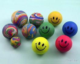 橡胶发泡宠物球-4