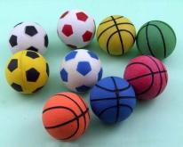 橡胶发泡宠物球-2