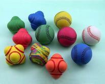橡胶发泡宠物球-3