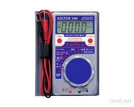 口袋型數位電錶