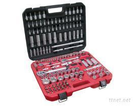 155件 汽修工具起子套筒組