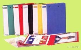 PP双上强力文书夹 , 文具用品