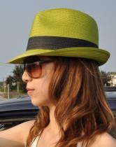 PP牛仔紳士帽