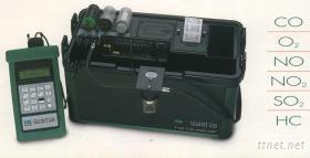 燃燒效率氣體分析儀