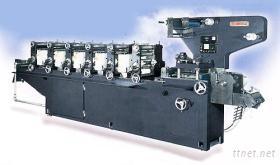 全輪轉式商標印刷機