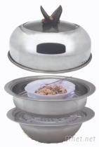 飛碟雙層蒸鍋