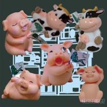 冰箱减肥猪/减肥牛