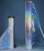 透明雷射薄膜