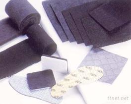 工業用活性碳不織布濾材