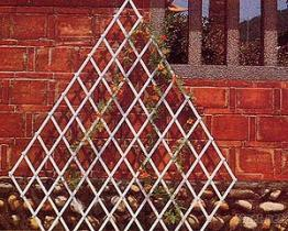 塑胶伸缩园艺篱笆