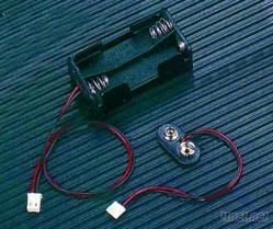 電池盒和接頭