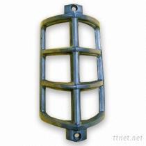 锌铝压铸 户外景观灯罩