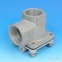锌铝压铸控制阀外壳