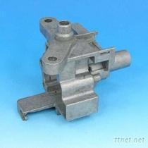 锌铝压铸零件外观成型
