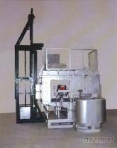 铝合金连续熔解保温熔炉