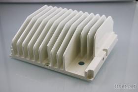 鋅鋁壓鑄散熱器