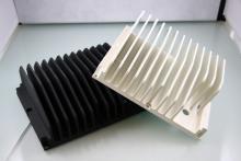 锌铝压铸灯具散热器