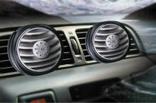 360度汽車冷氣孔風向循環器