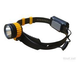 SK-899B 8W LED 鋰電池充電頭燈