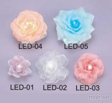 LED胸花