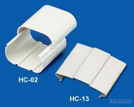 PVC硬质异型押出饰条