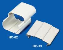 PVC硬質異型押出飾條