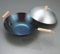 表面特殊處理炒菜鍋