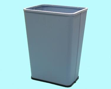 無蓋垃圾桶