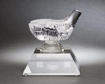 高爾夫球水晶杯