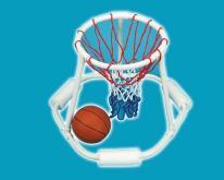 六角篮球架
