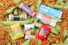 日本進口造型環保橡皮擦(零食系列)